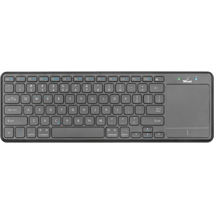 Клавіатура бездротова TRUST Mida (23009)