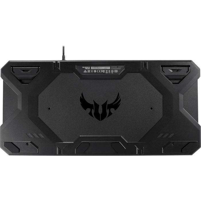 Клавіатура ASUS TUF Gaming K5 UA (90MP0130-B0MA00)