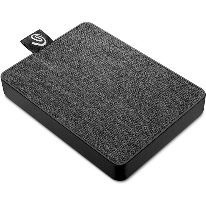 Портативный SSD SEAGATE One Touch 1TB Black (STJE1000400)