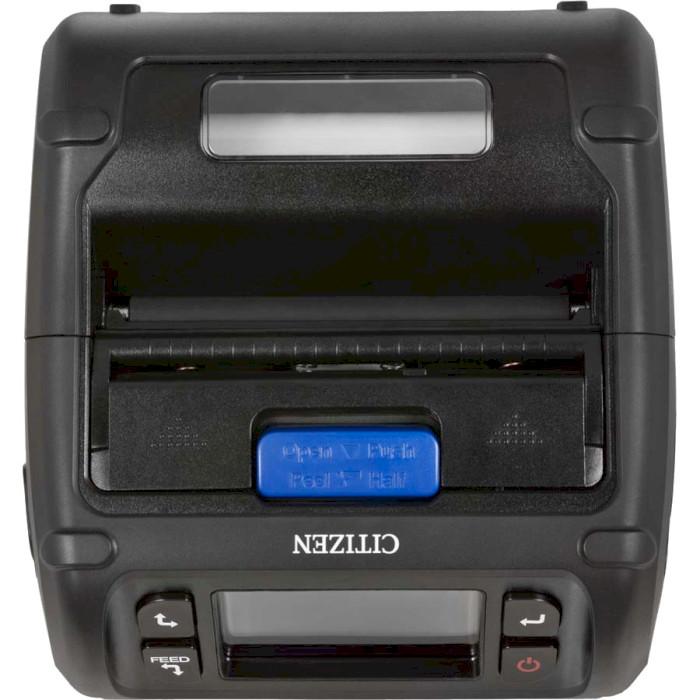 Портативний принтер етикеток CITIZEN CMP-40L USB/COM/BT