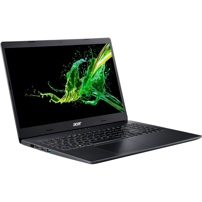 Ноутбук ACER Aspire 3 A315-34-C6AT Charcoal Black (NX.HE3EU.02B)