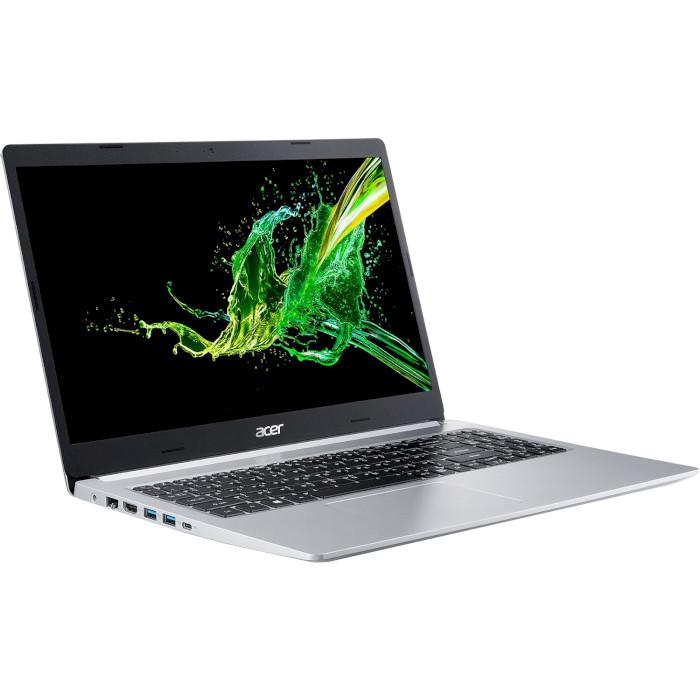 Ноутбук ACER Aspire 5 A515-54G-34VF Pure Silver (NX.HFREU.03A)