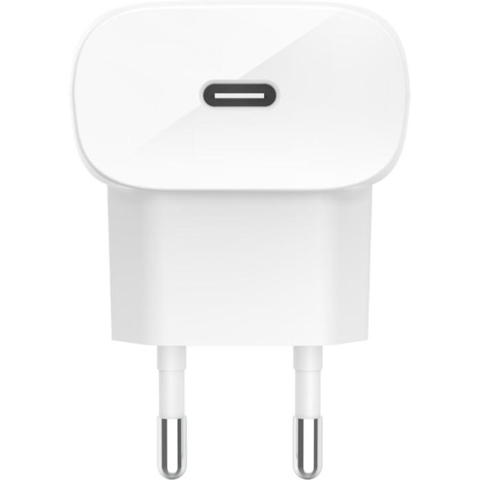 Зарядное устройство BELKIN Boost Up Charge USB-C 18W (F7U096VFWHT)