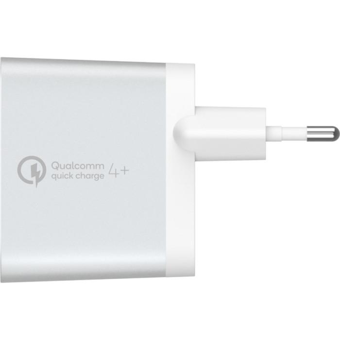 Зарядное устройство BELKIN Boost Up USB-C Home Charger (F7U074VF04-SLV)