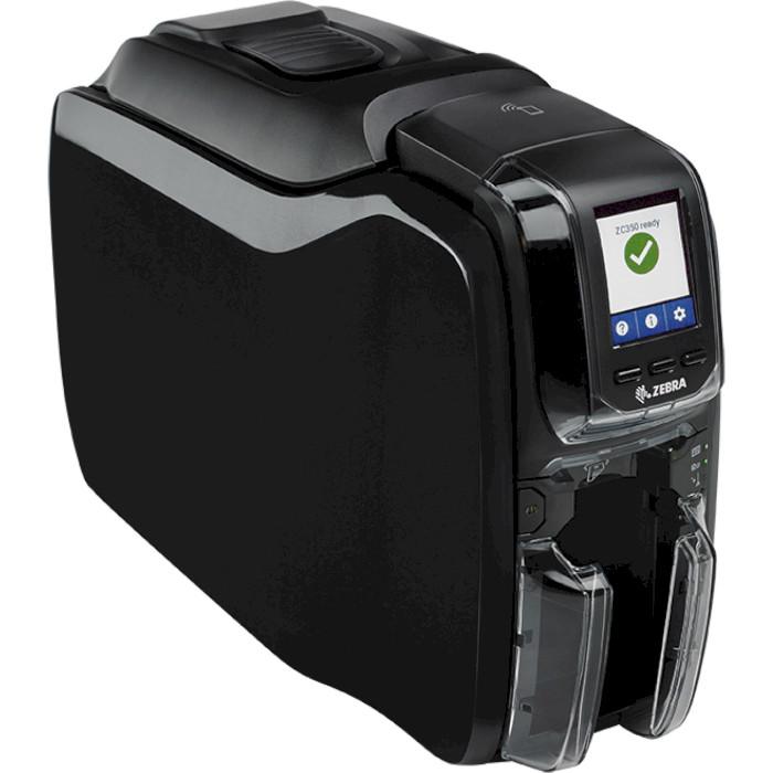 Принтер для друку на пластикових картах ZEBRA ZC350 1-side (ZC36-000C000EM00)