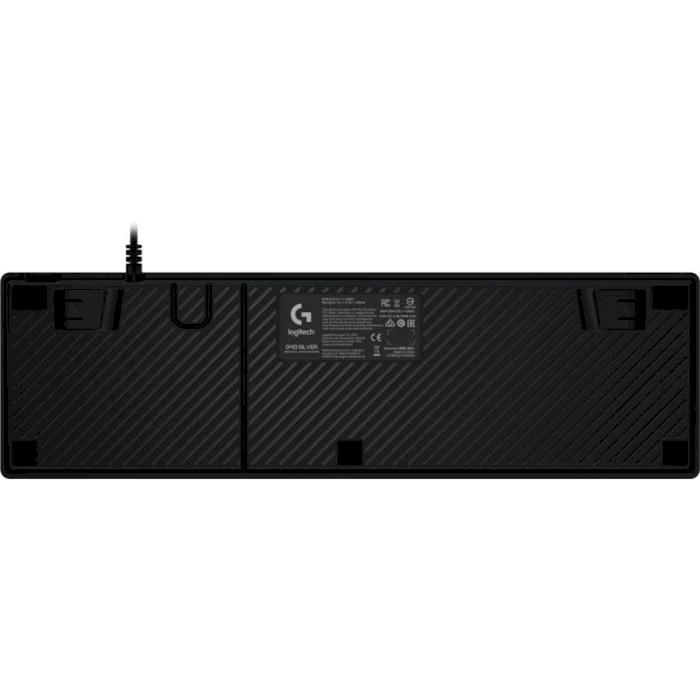 Клавіатура LOGITECH G413 Silver (920-008516)