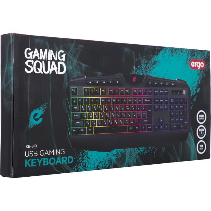 Клавіатура ERGO KB-810