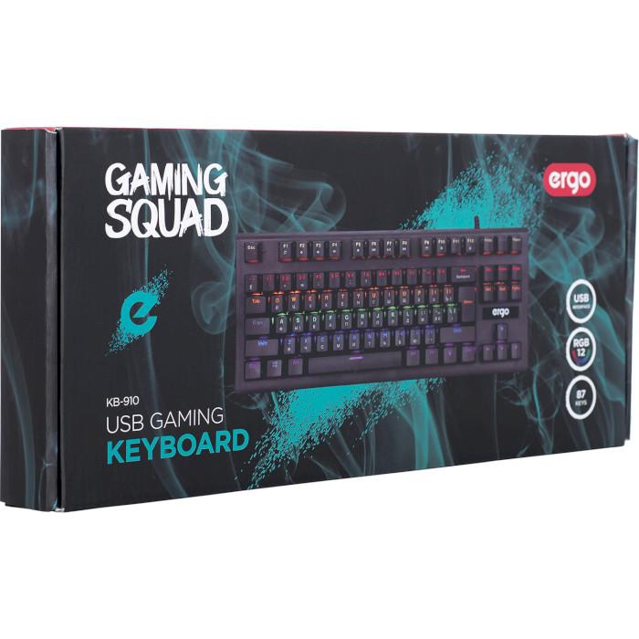 Клавіатура ERGO KB-910