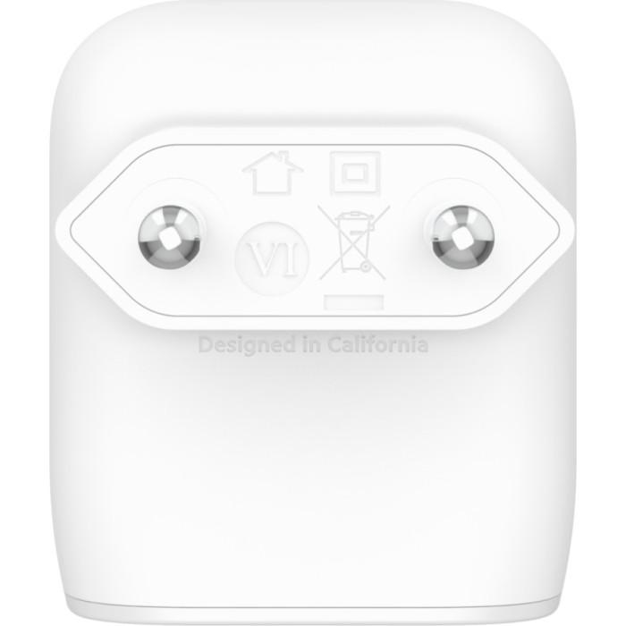 Зарядное устройство BELKIN Boost Up Charge USB-C 18W w/Lightning (F7U096VF04-WHT)