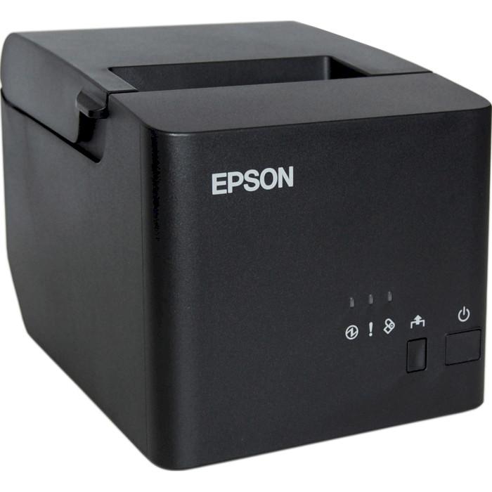 Принтер чеків EPSON TM-T20X Black USB/COM (C31CH26051)