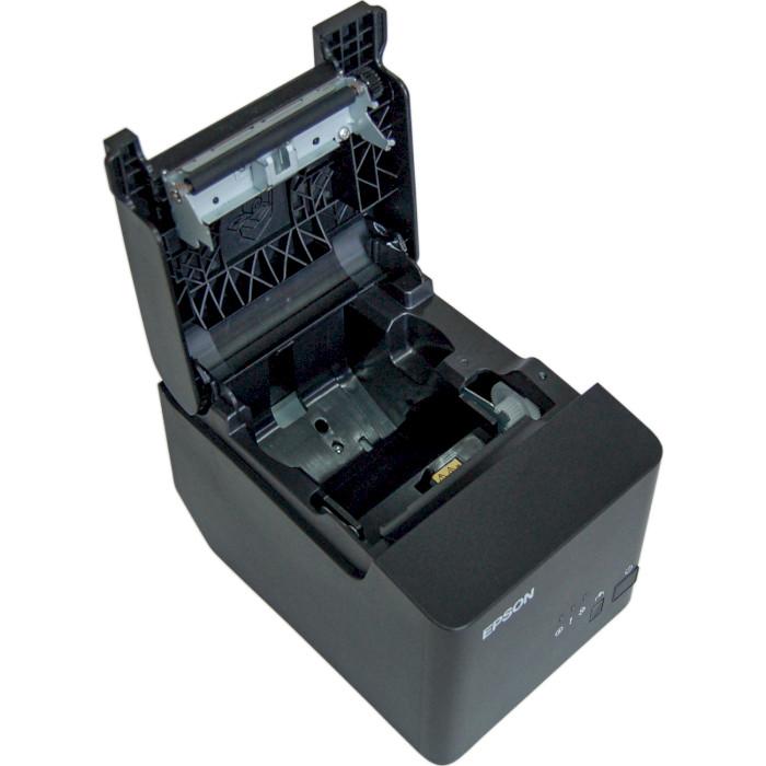 Принтер чеків EPSON TM-T20X Black LAN (C31CH26052)
