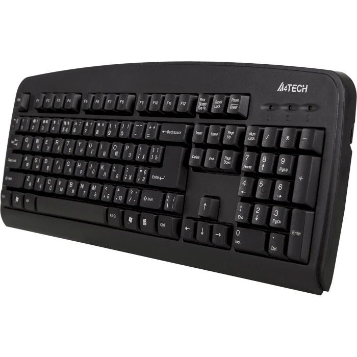 Клавіатура A4TECH KB-720 PS/2 Black