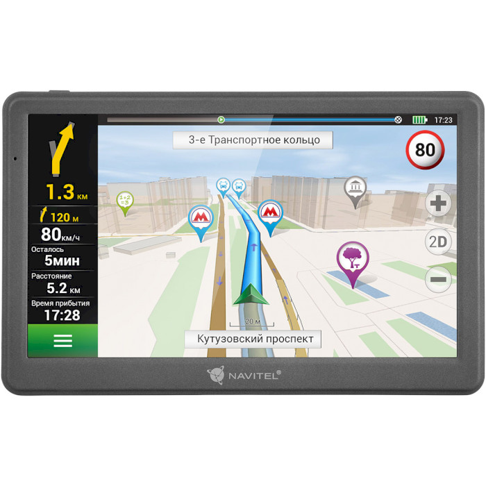 GPS навигатор NAVITEL E700 (Navitel)