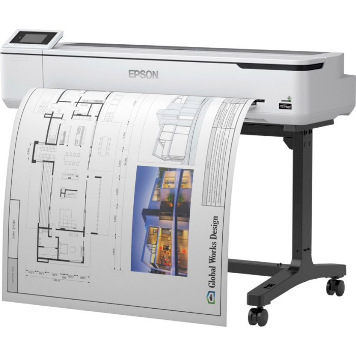 """Широкоформатний принтер 36"""" EPSON SureColor SC-T5100 (C11CF12301A0)"""
