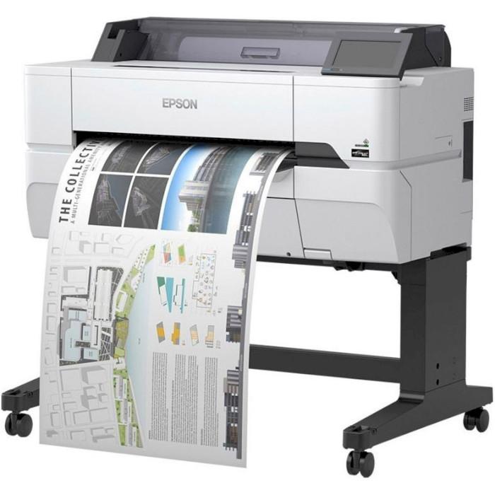 """Широкоформатний принтер 24"""" EPSON SureColor SC-T3400 (C11CF85301A0)"""