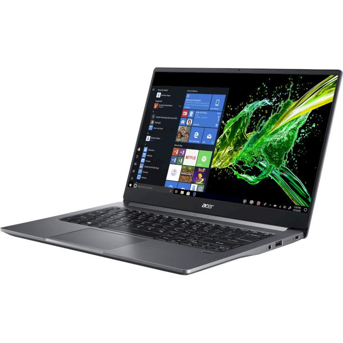 Ноутбук ACER Swift 3 SF314-57-59WU Steel Gray (NX.HJGEU.002)