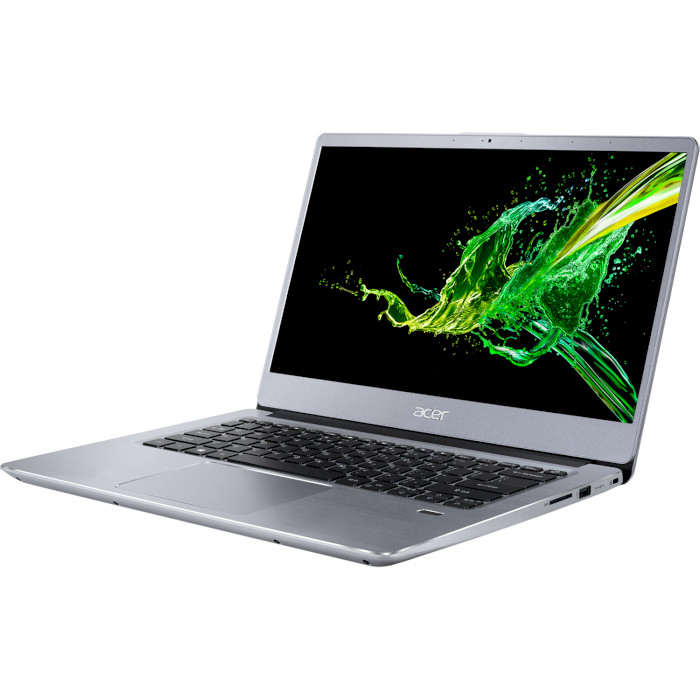 Ноутбук ACER Swift 3 SF314-41G-R974 Sparkly Silver (NX.HF0EU.024)