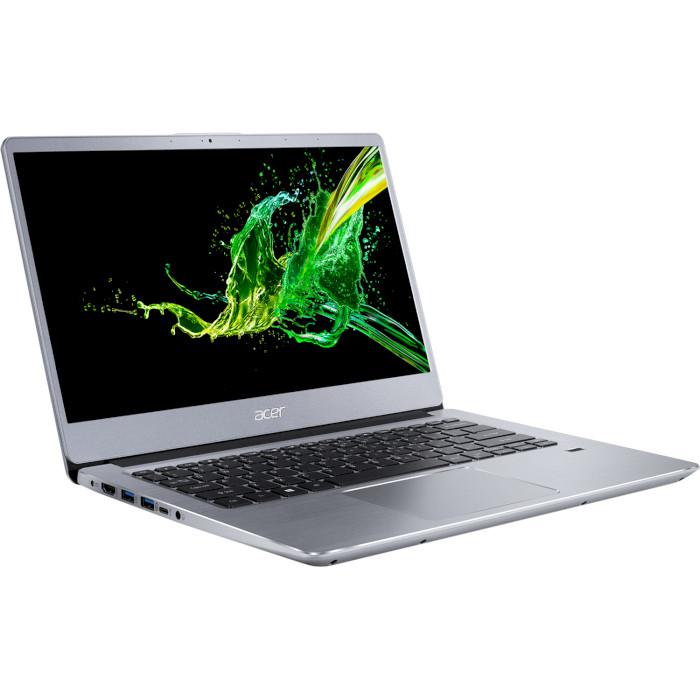 Ноутбук ACER Swift 3 SF314-41-R50M Sparkly Silver (NX.HFDEU.022)