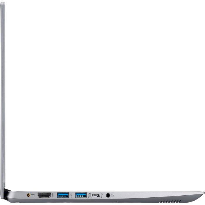 Ноутбук ACER Swift 3 SF314-41-R7AE Sparkly Silver (NX.HFDEU.046)