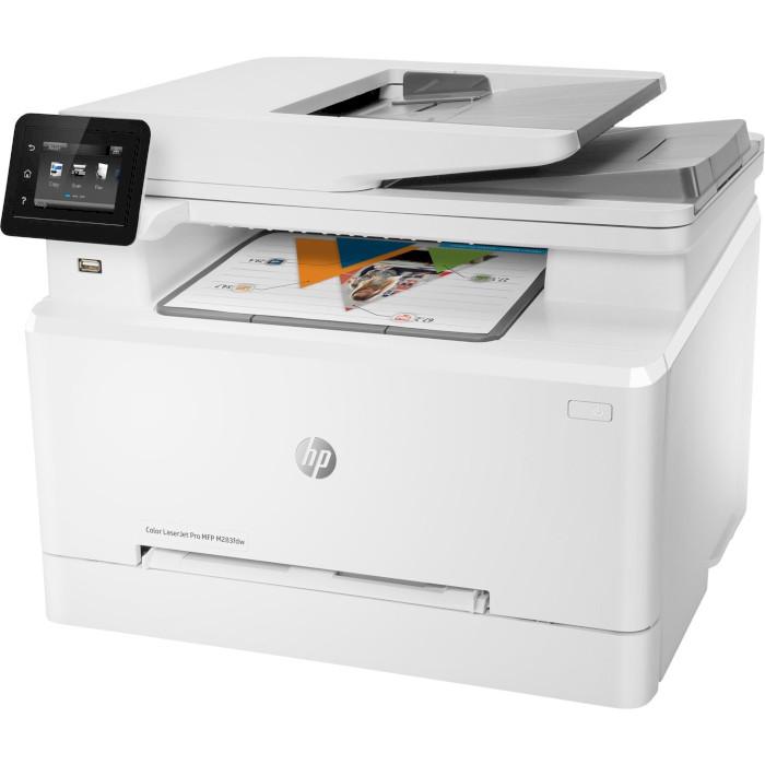 БФП HP Color LaserJet Pro M283fdw (7KW75A)
