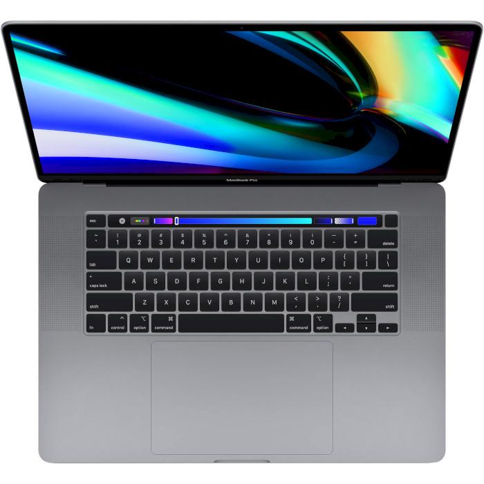 """Ноутбук APPLE A2141 MacBook Pro 16"""" Space Gray (Z0XZ000VQ)"""