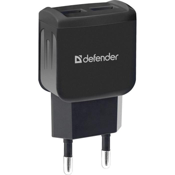 Зарядное устройство DEFENDER EPA-13 Black (83840)