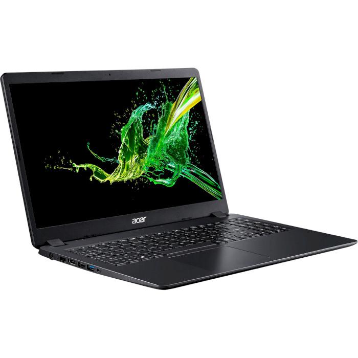 Ноутбук ACER Aspire 3 A315-56-38ZD Shale Black (NX.HS5EU.00L)