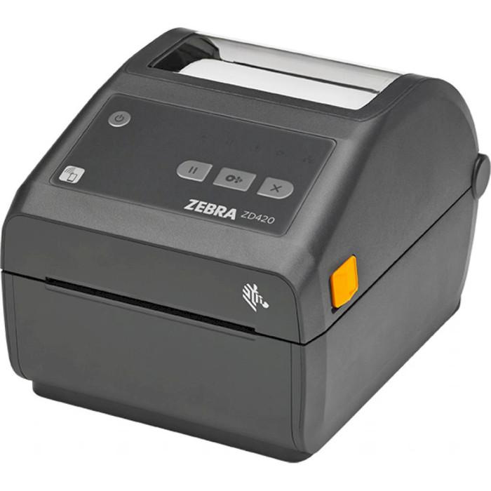Принтер етикеток ZEBRA ZD420d USB/LAN (ZD42042-D0EE00EZ)