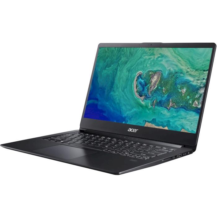 Ноутбук ACER Swift 1 SF114-32-P8DP Obsidian Black (NX.H1YEU.025)