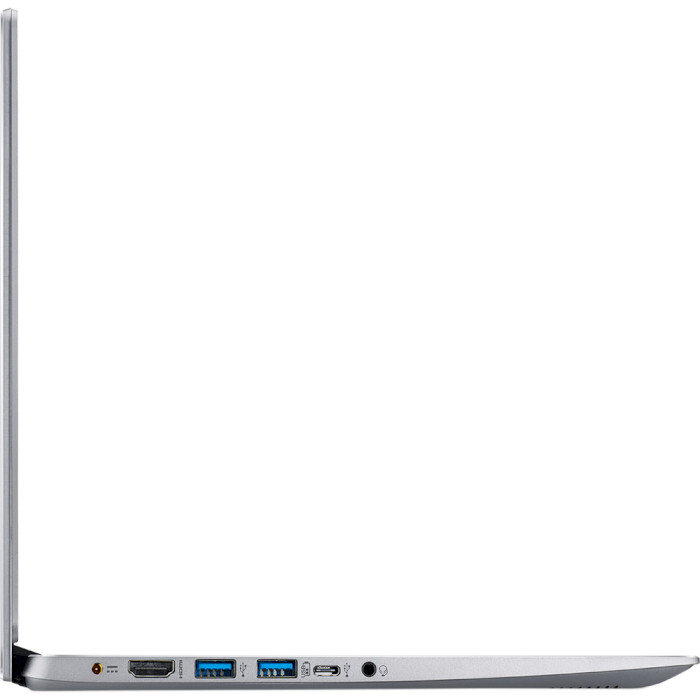 Ноутбук ACER Swift 3 SF314-58G-727T Sparkly Silver (NX.HPKEU.00X)