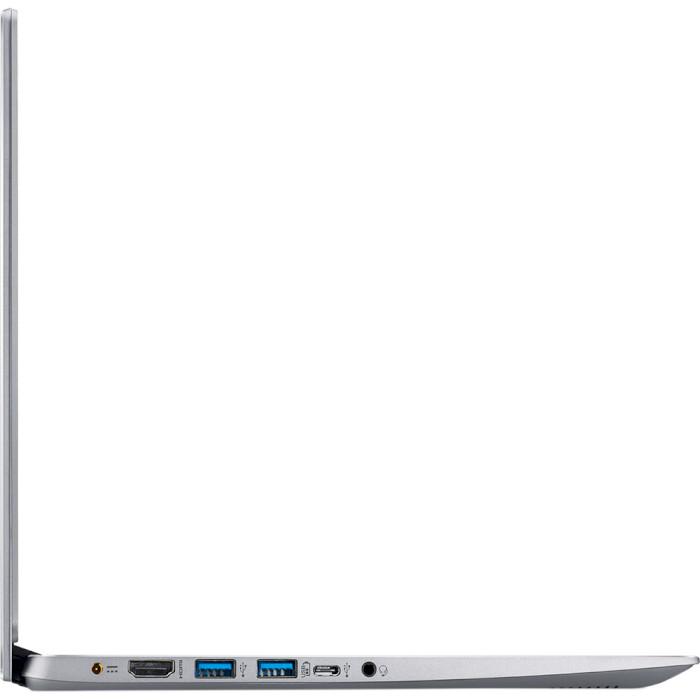 Ноутбук ACER Swift 3 SF314-58-532K Sparkly Silver (NX.HPMEU.00C)