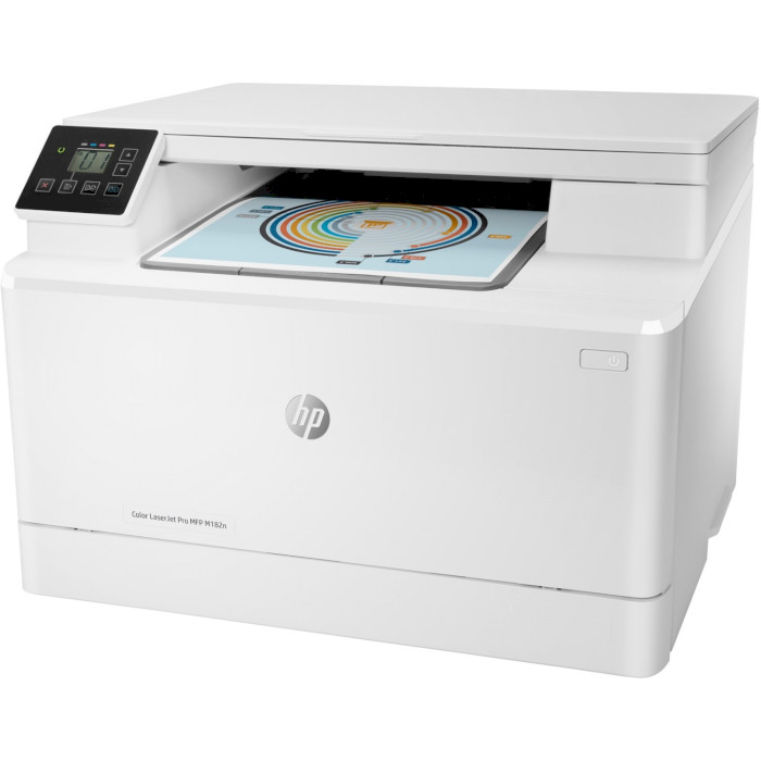 БФП HP Color LaserJet Pro M182n (7KW54A)