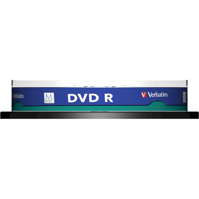 DVD-R VERBATIM MDisc 4.7GB 4x 10pcs/spindle (43824)