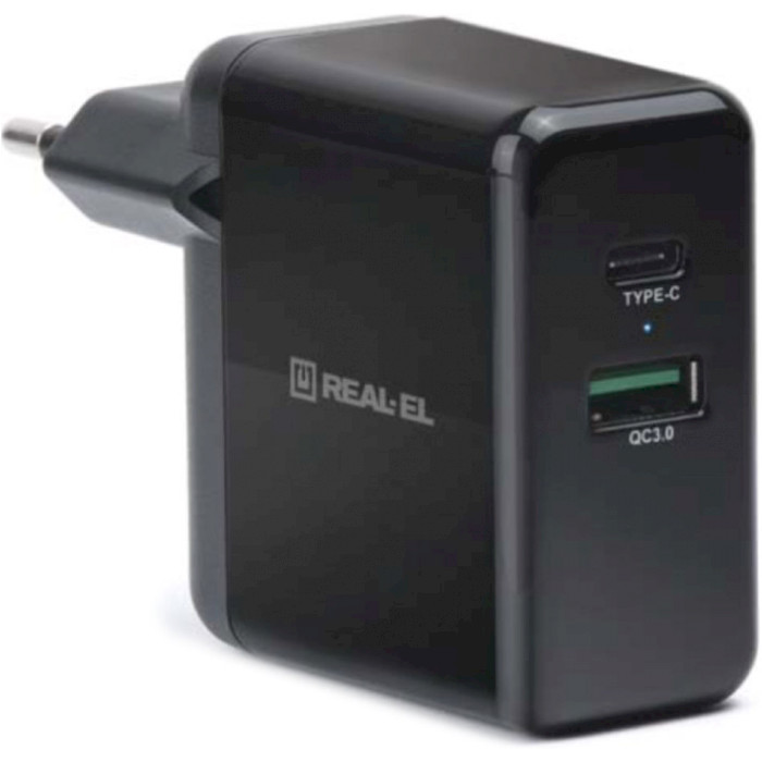 Зарядное устройство REAL-EL CH-350 (EL123160017)