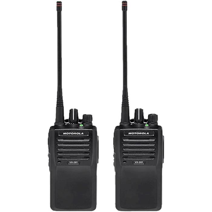 Набор раций MOTOROLA VX-261 UHF Security Standart 2-pack