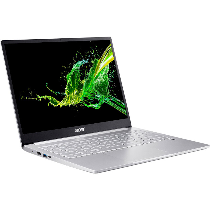 Ноутбук ACER Swift 3 SF313-52-56DB Silver (NX.HQWEU.008)