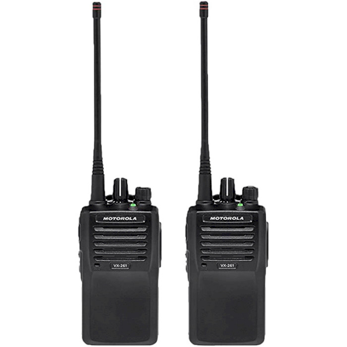 Набор раций MOTOROLA VX-261 VHF Professional 2-pack