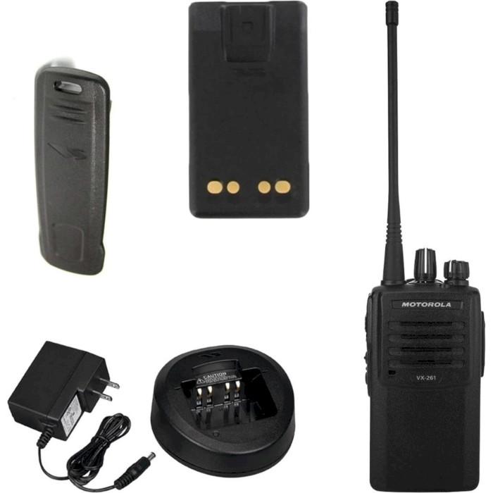Набор раций MOTOROLA VX-261 VHF Staff Econom 2-pack