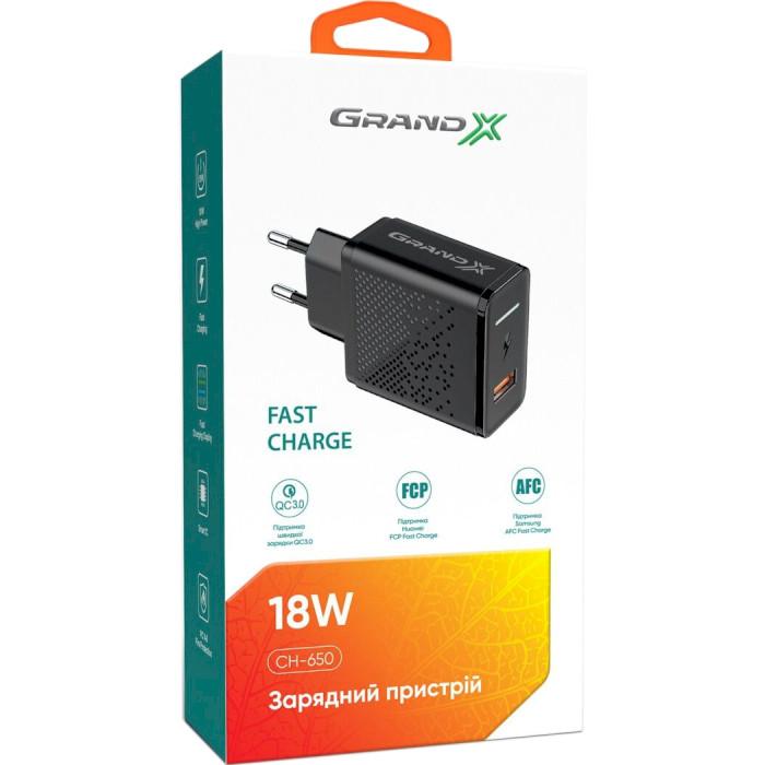 Зарядное устройство GRAND-X CH-650