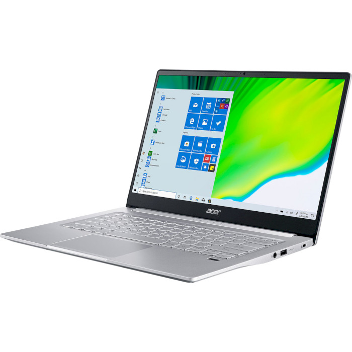 Ноутбук ACER Swift 3 SF314-42-R7NY Pure Silver (NX.HSEEU.00K)