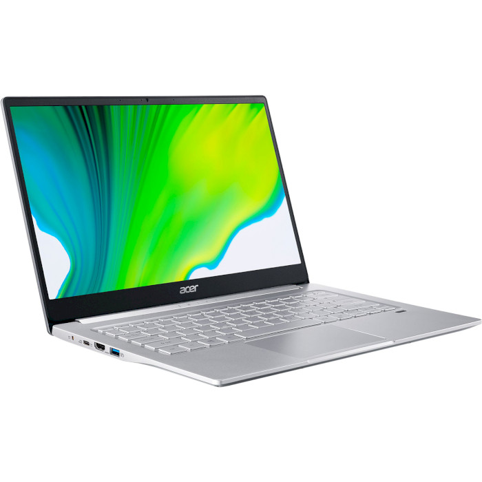 Ноутбук ACER Swift 3 SF314-42-R5VB Pure Silver (NX.HSEEU.00D)