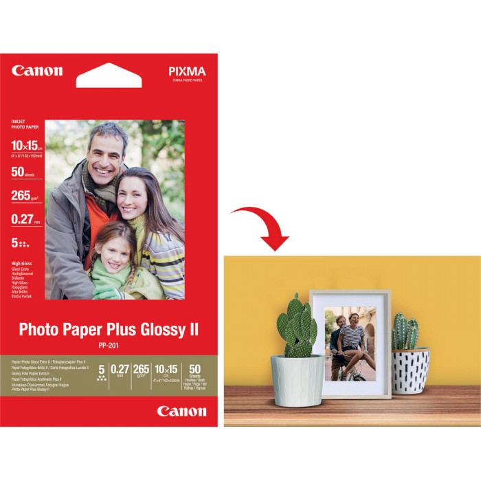Фотопапір CANON Creative Kit 10x15см 60л (3634C003)