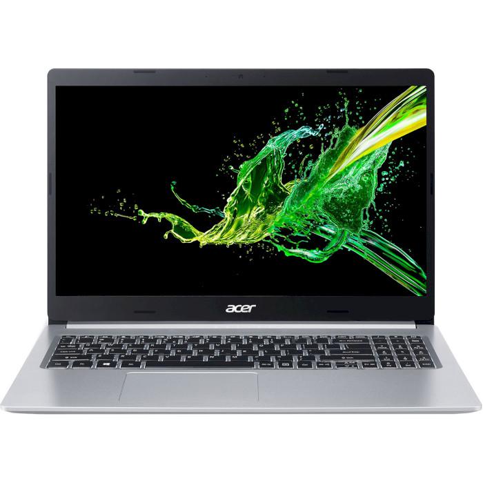 Ноутбук ACER Aspire 5 A515-54G Pure Silver (NX.HVGEU.00C)