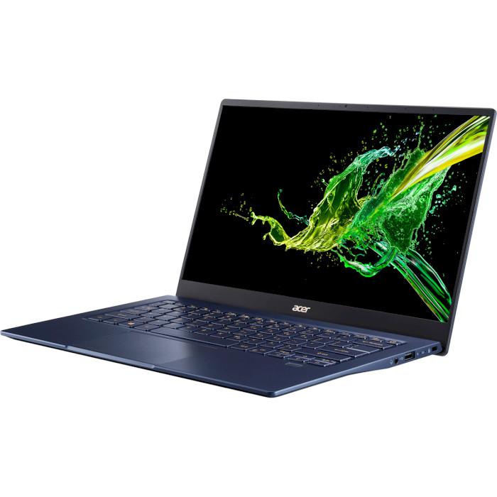 Ноутбук ACER Swift 5 SF514-54GT-76AG Charcoal Blue (NX.HU5EU.004)