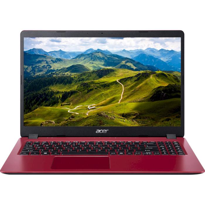 Ноутбук ACER Aspire 3 A315-56-39RV Rococo Red (NX.HS7EU.00A)