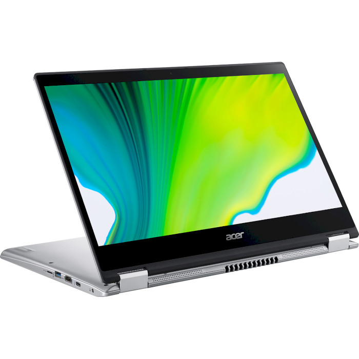 Ноутбук ACER Spin 3 SP314-54N-33Z1 Pure Silver (NX.HQ7EU.008)