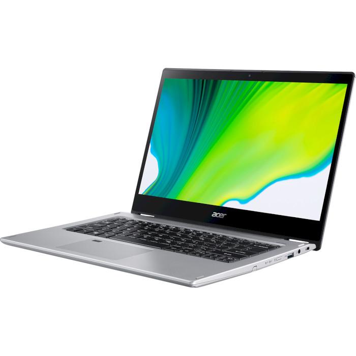 Ноутбук ACER Spin 3 SP314-54N-57JG Pure Silver (NX.HQ7EU.00C)