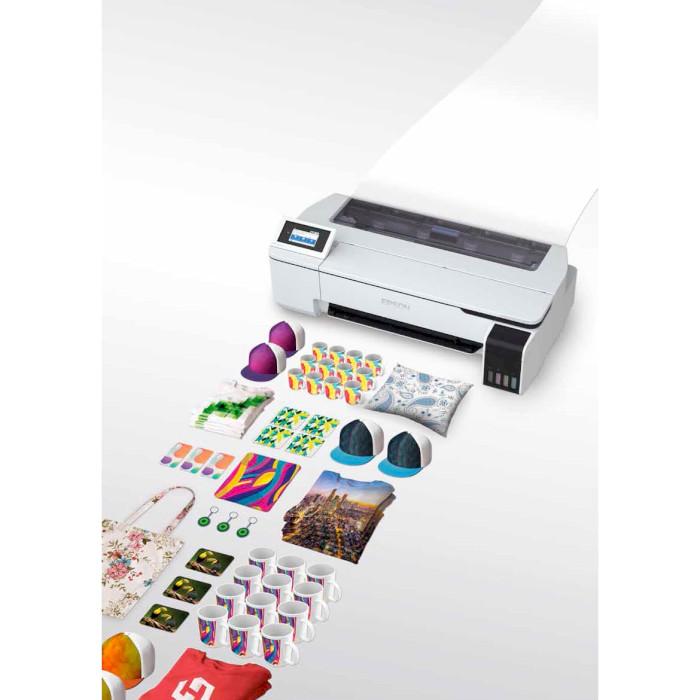 "Широкоформатний принтер 24"" EPSON SureColor SC-F500 (C11CJ17301A0)"