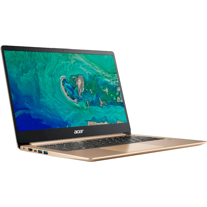 Ноутбук ACER Swift 1 SF114-32-P1Z0 Luxury Gold (NX.GXREU.02D)