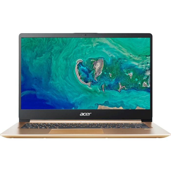 Ноутбук ACER Swift 1 SF114-32-C44Q Luxury Gold (NX.GXREU.02E)